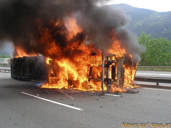 Unfall A13 Brennerautobahn Heute